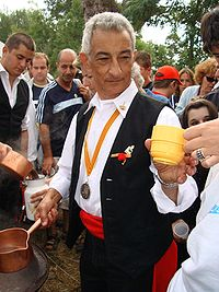 A Master Chocolatier, Xicolatada