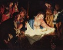 Nativity, Gerard von Honthorst (1590-1656)