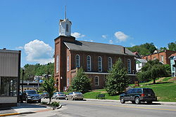 Andrew Methodist Episcopal Church, Grafton, WV