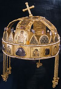 Holy Crown of Istvan (Stephen)
