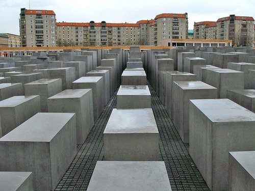 Berlin Holocaust Museum Memorial