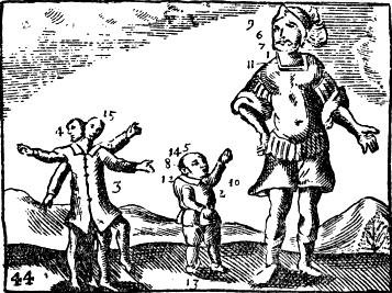 Deformed & Monstrous People, Orbis Pictus