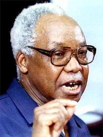 tanganyika's 1st president
