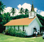 Our Lady of Peace, Molokai, Hawaii