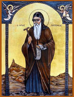 St. Anthony the Hermit