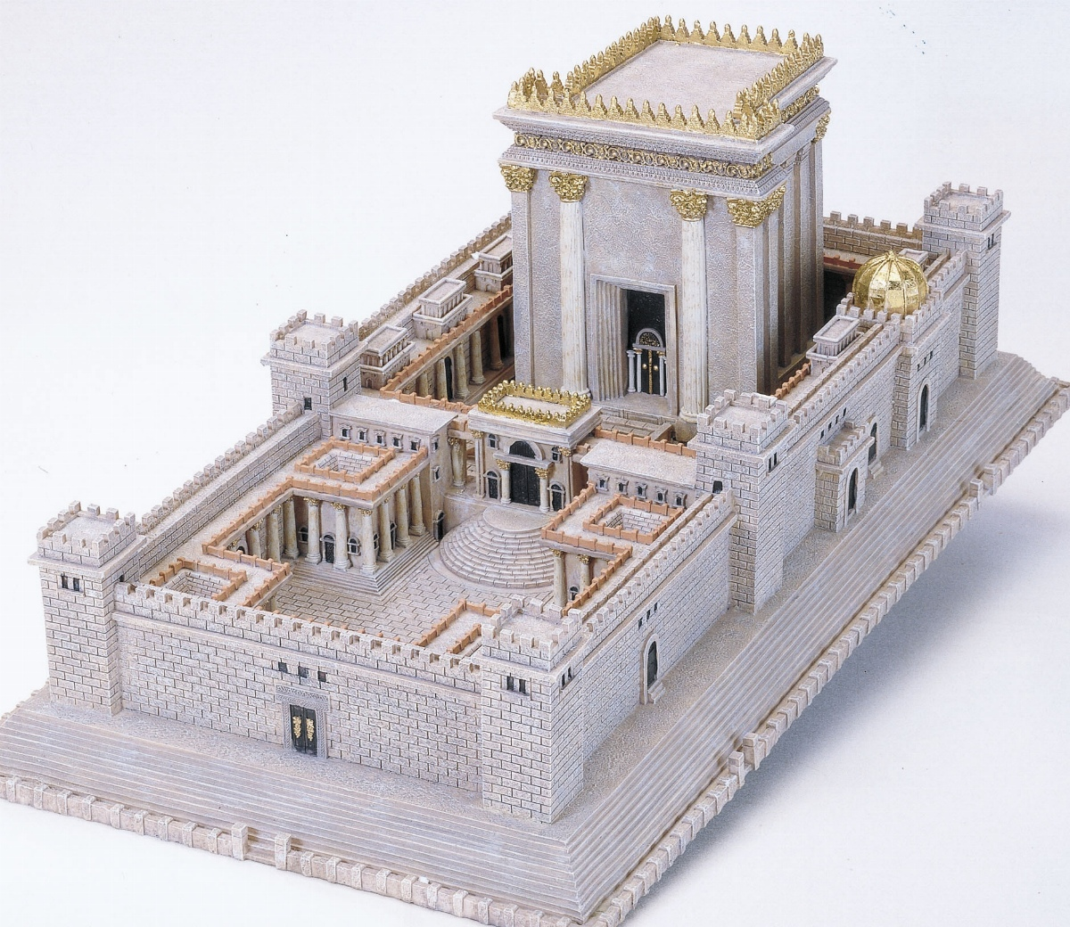 Model of Solomons Temple