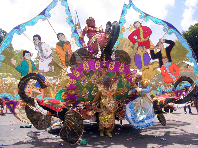 Carnival in Trinidad (March)