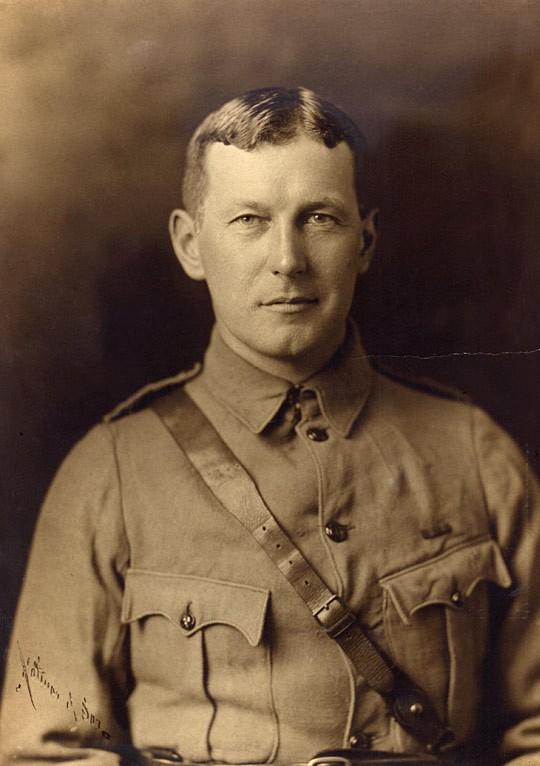 Lt. Colonel Dr. John McCrae