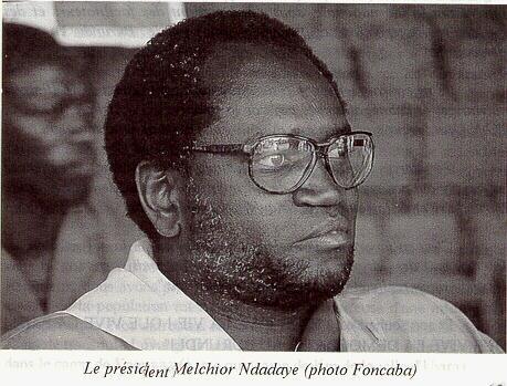Molchior Ndadaye
