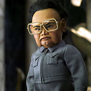 Kim Jong Il, official portrait