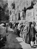 Wailing Wall, Jerusalem, early 20th century