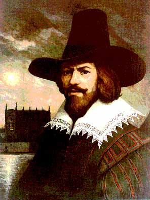 Guy Fawkes Night: Gunpowder Treason & Plot